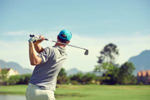 golf and physiotherapy
