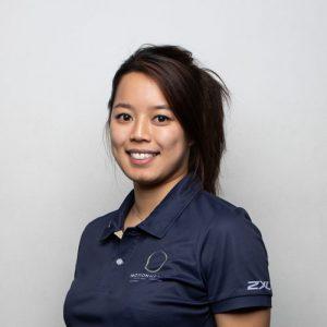 Motion Health team member - Monica