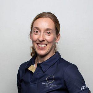 Motion Health team member - cath